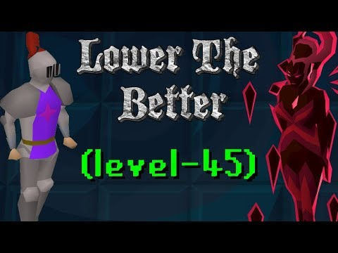 Song Of The Elves | Lowest Level - Lower The Better #8