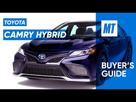 Should You Buy a 2021 Toyota Camry Hybrid XSE? | MotorTrend Buyer's Guide