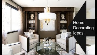 Interior Design | Living Room REVEAL | Home Decorating Ideas