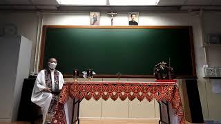 Publication Date: 2020-12-24 | Video Title: 20202014聖類斯學校小聖堂陳鴻基神父主禮子夜彌撒福傳直