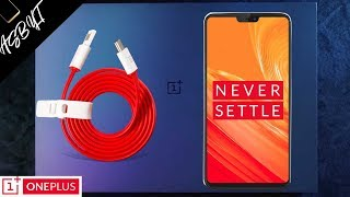 OnePlus 6 FIRST OFFICIAL LOOK! - 7 Things.