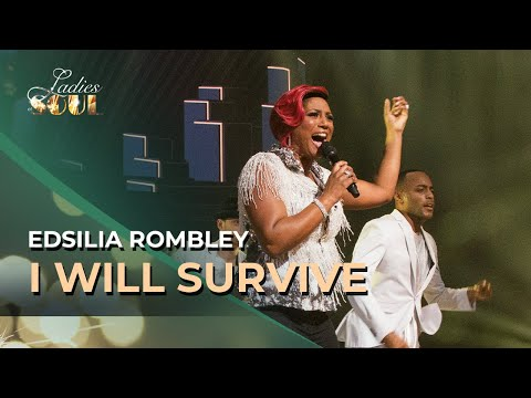 Ladies of Soul 2016 | I Will Survive - Edsilia Rombley
