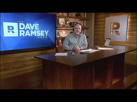 Dave Ramsey  Rant - Wealth inequality is FAIR