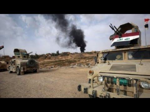 القوات العراقية تبدأ هجوما على راوة آخر معاقل تنظيم -الدولة الإسلامية- في البلاد  - نشر قبل 16 ساعة