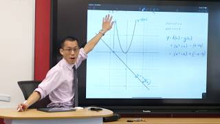 Subtracting Functions (2 of 2: Quadratic — Linear)