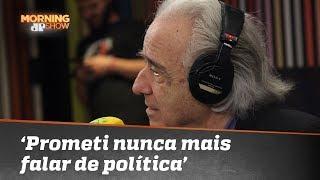 Maestro João Carlos Martins não acredita que um artista deve se posicionar politicamente