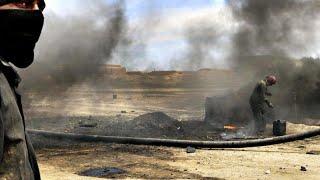 النظام السوري يشتري سكك الحديد وأنابيب النفط من التنظيمات الإرهابية