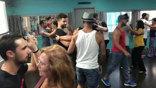 Workshop Introduction to Traditional Dominican Bachata Part 4