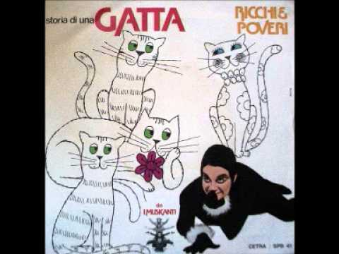 I Ricchi e Poveri - Storia di una gatta