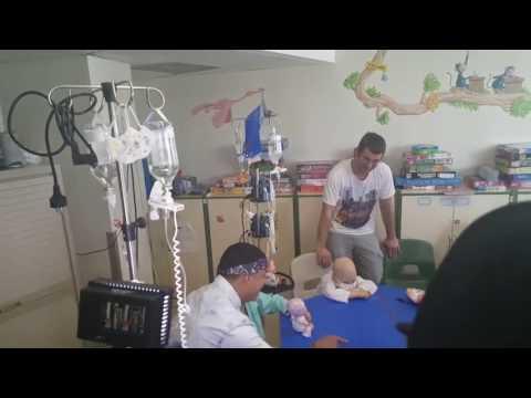 "Daddy yankee en "" hospital la paz"" MADRID"