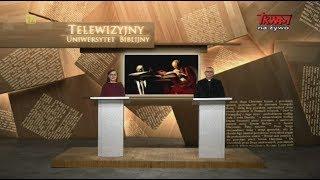 Telewizyjny Uniwersytet Biblijny: Frazeologia biblijna funkcjonująca w języku polskim (23.02.2019)