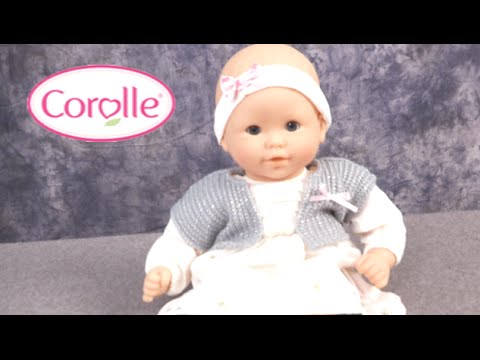 mon premier bebe calin christmas tales baby doll from corolle youtube. Black Bedroom Furniture Sets. Home Design Ideas