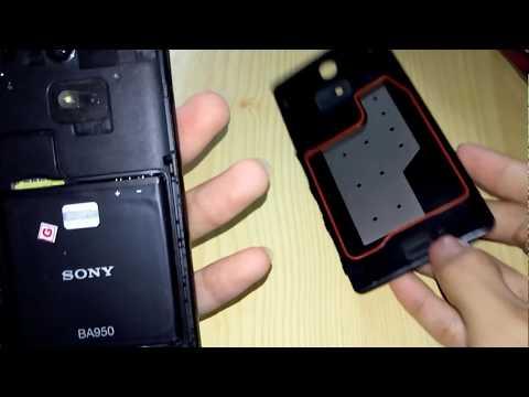Unboxing Xperia ZR/Xperia A Docomo So-04e Beli Dari Batam Gan