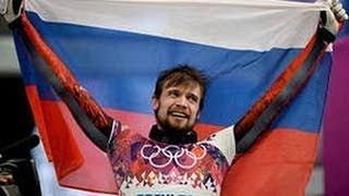 Скелетон Сочи 2014 Александр Третьяков уверенно Завоевал Золото