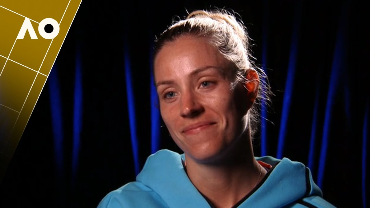 Tennis Player Angelique Kerber Interview and Profile