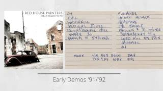 Red House Painters — Early Demos '91/'92