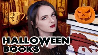Spooky Halloween Book Recommendations