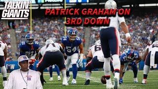Patrick Graham 3rd Down Film Breakdown