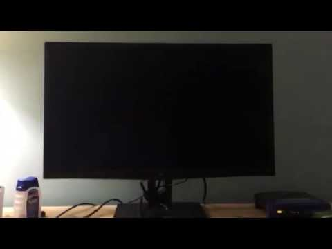 viewsonic xg2703 gs signal sync issue youtube. Black Bedroom Furniture Sets. Home Design Ideas
