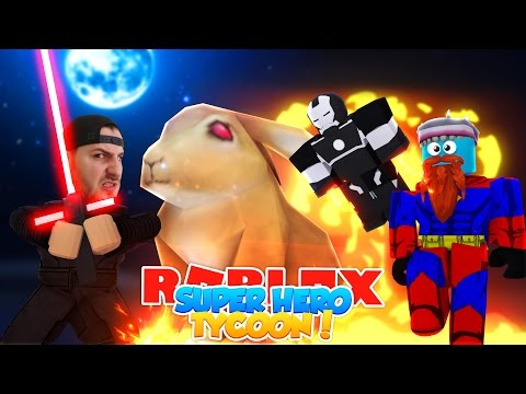 ROBLOX Adventure - ROPO & SHARKY TAKE ON THE EVIL EASTER BUNNY!!!