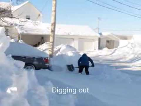 Winter Nova Scotia Jan 2014