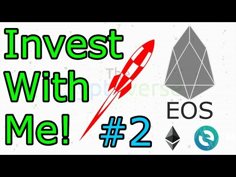 Invest With Me! #2 EOS ICO Live Investment Walkthrough (The Cryptoverse)