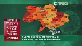 Коронавірус в Украі ні статистика за 9 січня