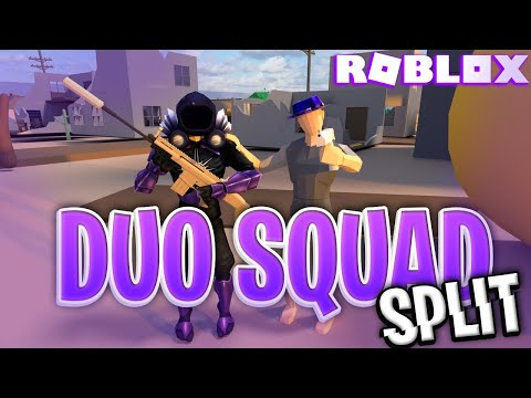 we split up in Strucid duo squads but this happened... (unbelievable)