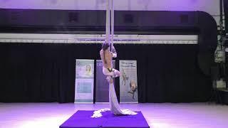Елена Горбачева - Catwalk Dance Fest IX[pole dance, aerial]  30.04.18.