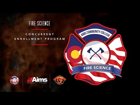 Aims Community College Fire Science Concurrent Enrollment