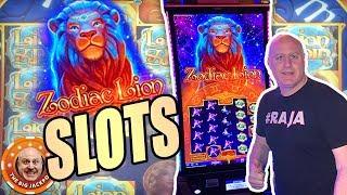 $1,000 on Zodiac Lion Slots!