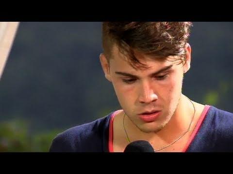 Aiden Grimshaw's X Factor Judges' Houses Performance - itv.com/xfactor