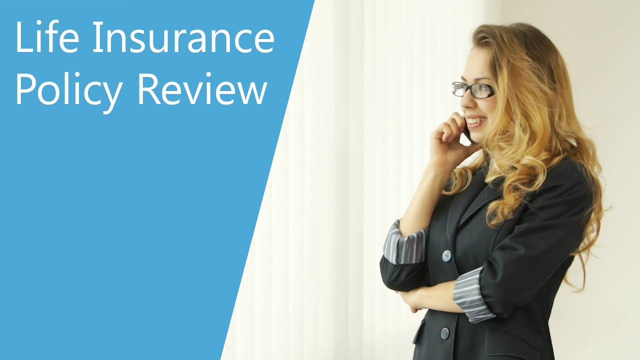 Life Insurance Policy Review - YouTube