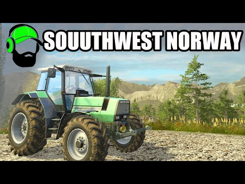 Farming Simulator 15 - Southern Norway - How's Norway