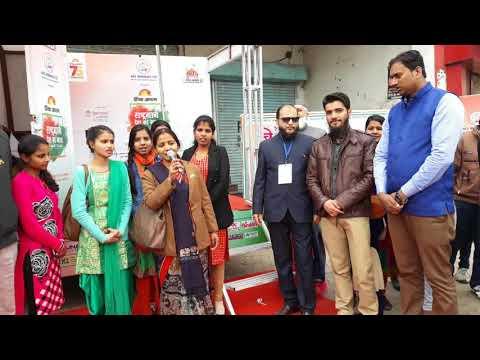 Republic day celebration by Rex Remedied Ltd. & Dainik Jagran at Al Haramain Chok New Arya Nagar Ghz