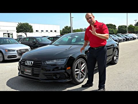 2017 Audi A7 Competition Package - Test Drive, Walkaround, Exhaust, and Review in 4K Ultra HD!