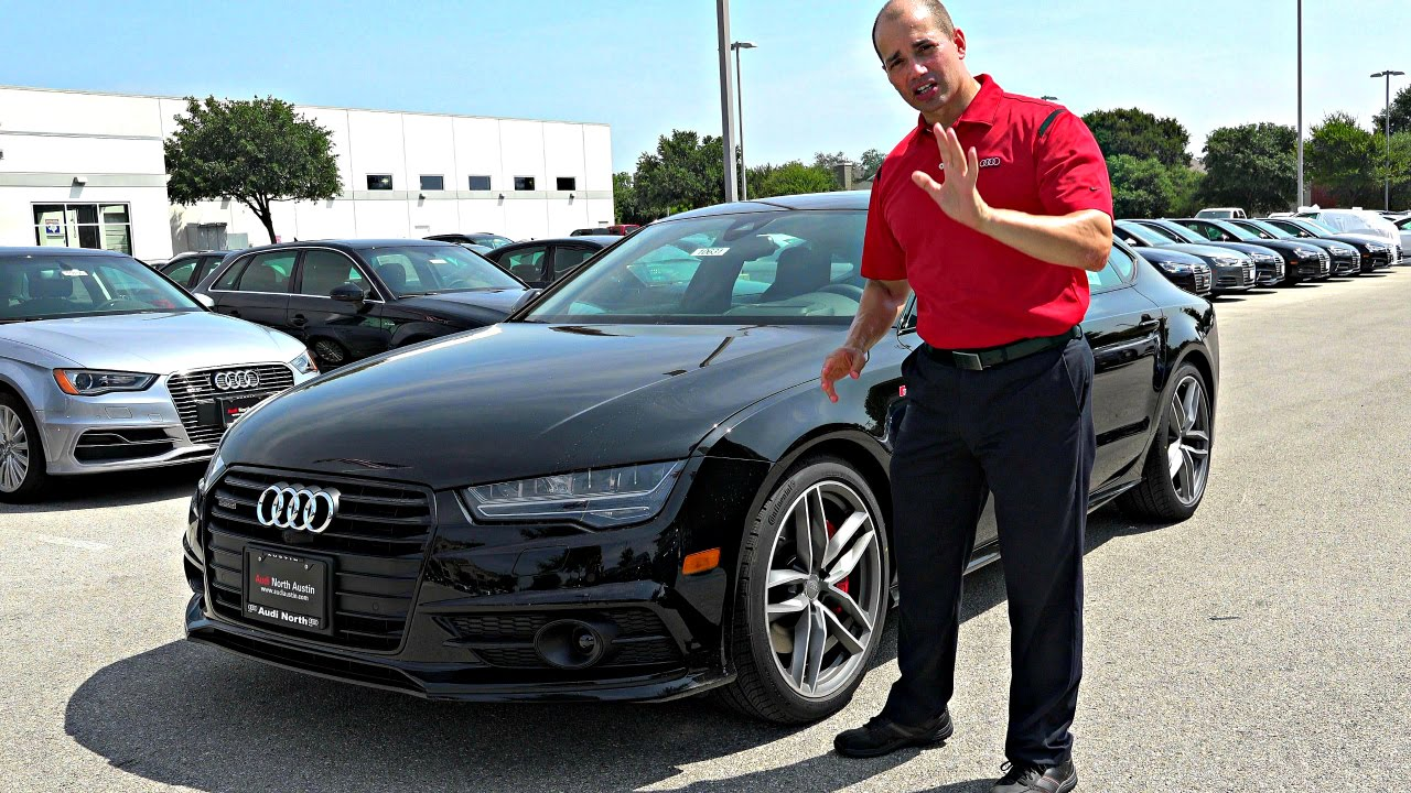 Audi A Competition Package Test Drive Walkaround Exhaust - Audi north austin