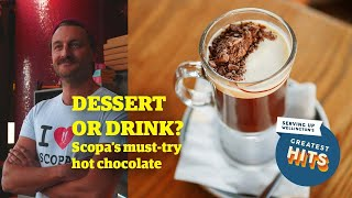 Dessert or drink? Scopa's must-try hot chocolate
