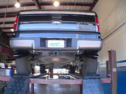 2012 Ford Raptor Flowmaster Custom True Dual System By