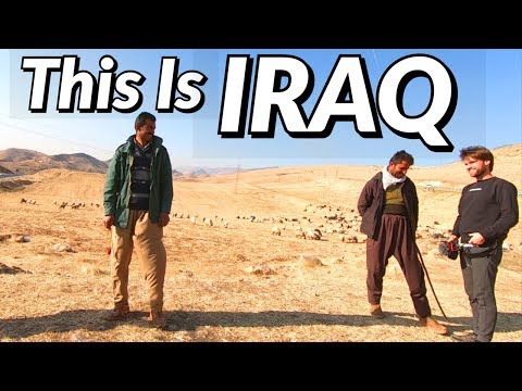 A ROAD TRIP ACROSS IRAQ | Exploring Iraqi Kurdistan