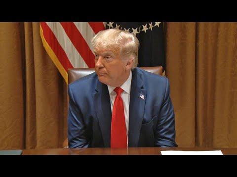 Donald Trump sets