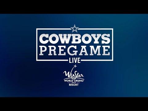 8/24 Pregame LIVE - #DALvsHOU   Dallas Cowboys