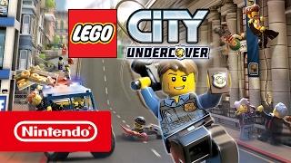 LEGO CITY Undercover - Trailer (Nintendo Switch)