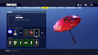 NEW SECRET SKIN FOUND IN FORTNITE PAUSE AT 00:9
