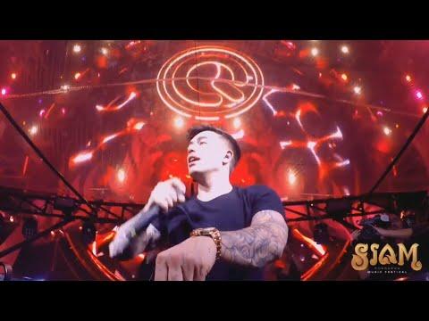 Headhunterz | Q-dance Take Over | SIAM Songkran Music Festival 2019 | Bangkok Thailand