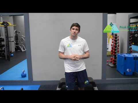 Achilles Tendinopathy Rehab Level 1