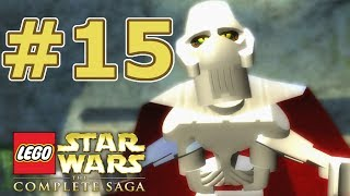 LEGO Star Wars: The Complete Saga Walkthrough - Chapter 15: General Grievous!