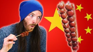 Irish People Taste Test Chinese Treats