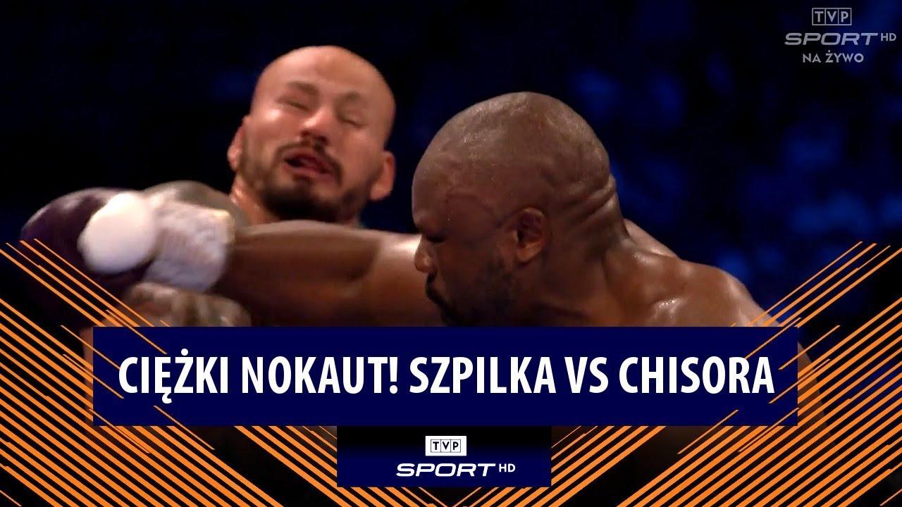 Co za nokaut! Artur Szpilka – Dereck Chisora