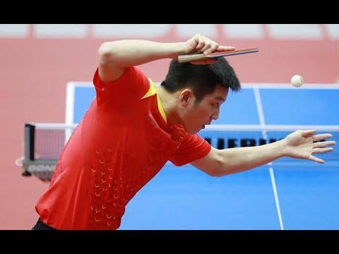 Fan Zhendong vs Zhang Yudong | China Super League 2018/2019